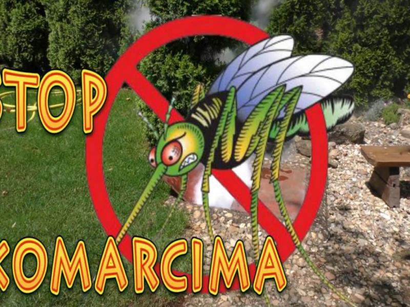 Adulticidno tretiranje komaraca u Općini Kalinovac