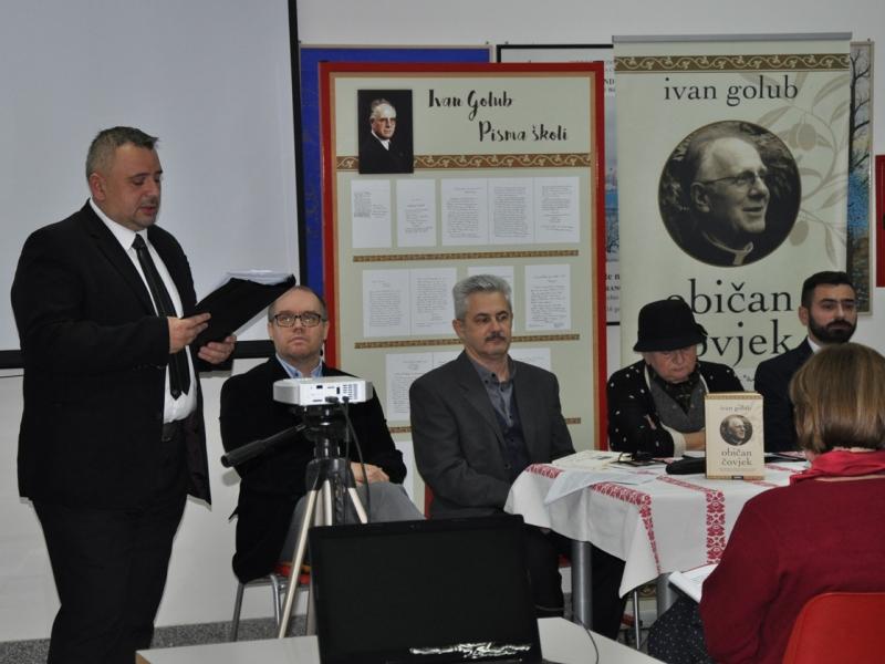 Održana komemoracija mons. prof. emeritusu dr. sc. Ivanu Golubu