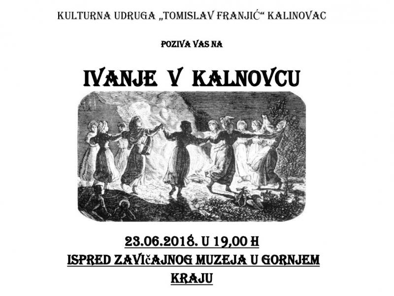 Ivanje v Kalnovcu 2018.