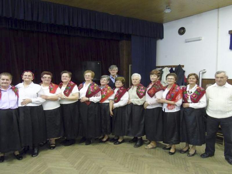 Godišnja skupština Udruge umirovljenika Općine Kalinovac
